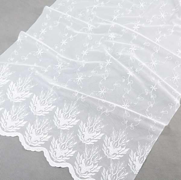 Firana 39160 /biały