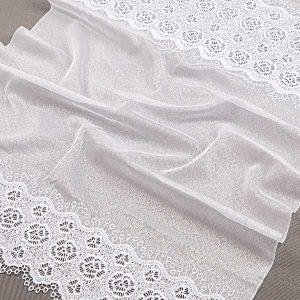 Firana 81015-2L /180 biały