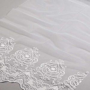 Firana BD 3049 /140/biały