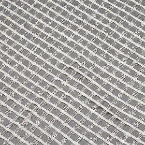 Firana - gipiura 1027 /1 biały