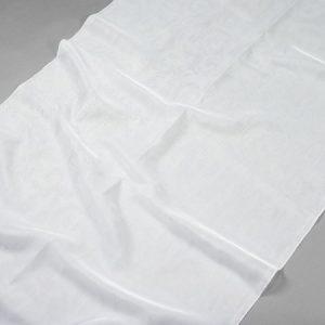 Firana WOAL 60012 /300/101-biały