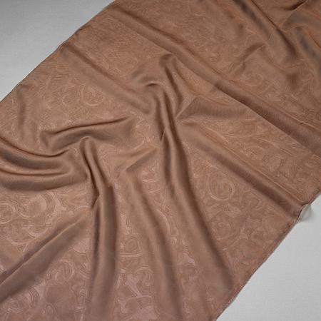 Firana WOAL 60012 /300/103-brązowy