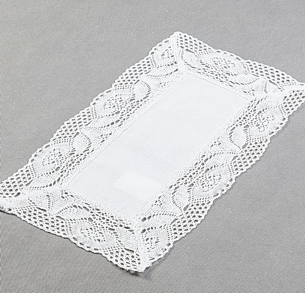 SERWETKA CXY 10424 /30×45/biały