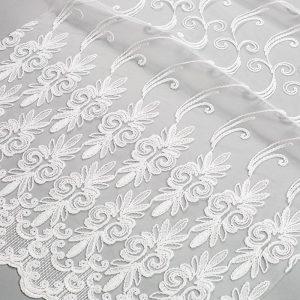 Firana P04 9020 /180/biały