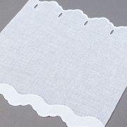 Firana zazdrostka B 12647 /40 biały