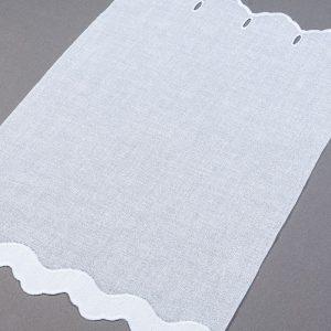 Firana zazdrostka B 12647 /60 biały