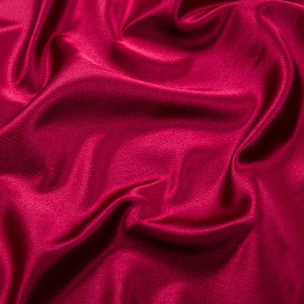Tkanina zasłonowa BERGAMO /320/ 8258 czerwony ciemny