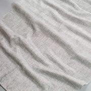 Tkanina zasłonowa DKM 16874 /fixe (szary ciemny)