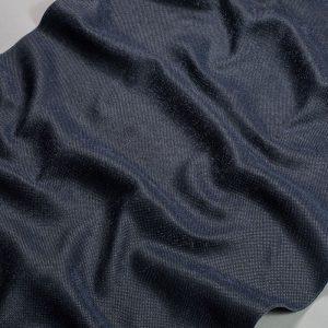 Tkanina zasłonowa YR 170018 C /6 niebieski ciemny