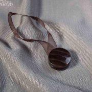 Klips magnetyczny BRAVO /brązowy