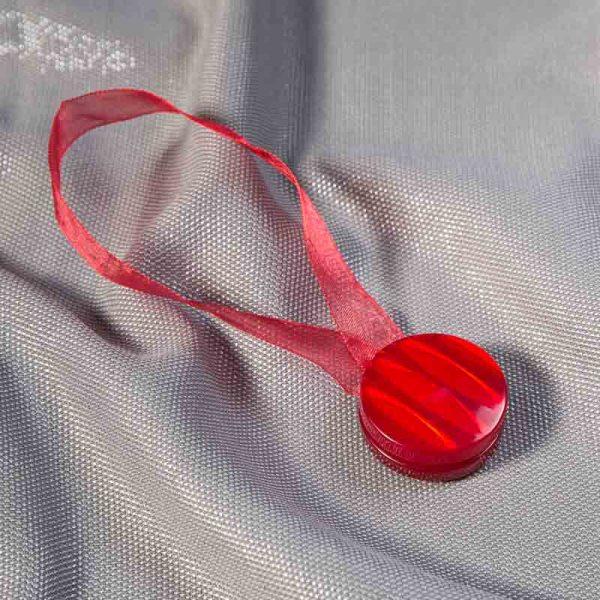 Klips magnetyczny BRAVO /czerwony