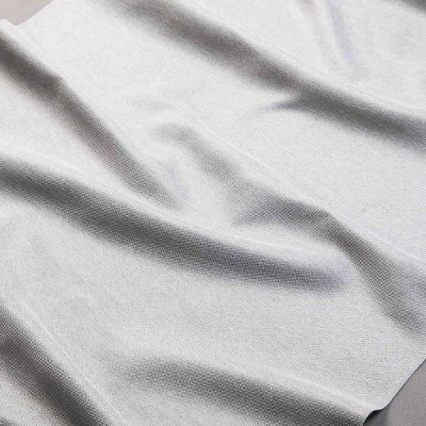 Tkanina DOVER /6 szary jasny