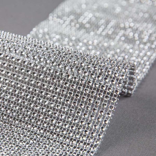 CEKINY 16034/silver (srebrny)