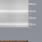 Firana 40971 2L /180/ wymiary wzoru