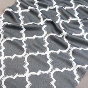 Tkanina WT 16138 / dark grey (szary ciemny)