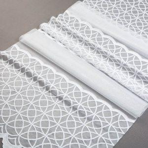 Firana 13118-3L /270 biały