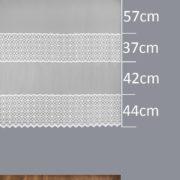 Firana 13182 /180/ wymiary wzoru