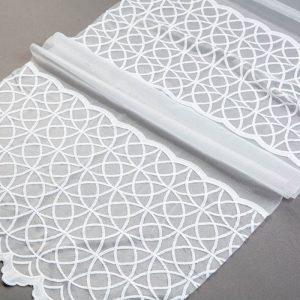 Firana 13182-2L /180 biały