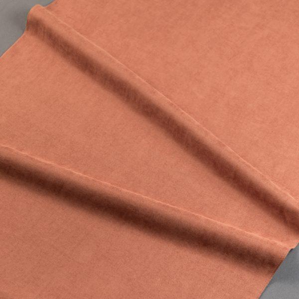 Tkanina zasłonowa EFE /14 -ceglasty