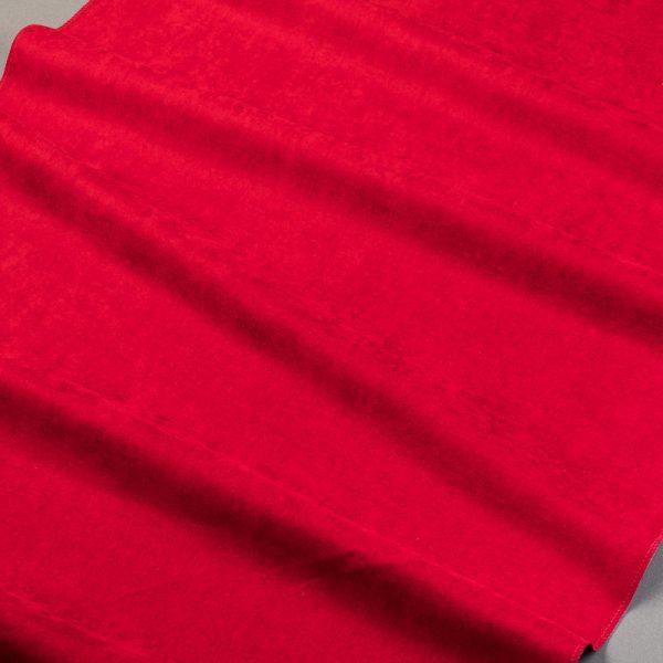 Tkanina zasłonowa EFE /610-2- czerwony