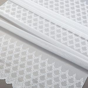 Firana 30474- 3L /250 biały