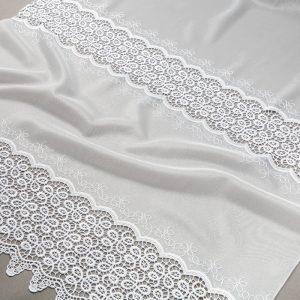 Firana 8863-2L /280 biały