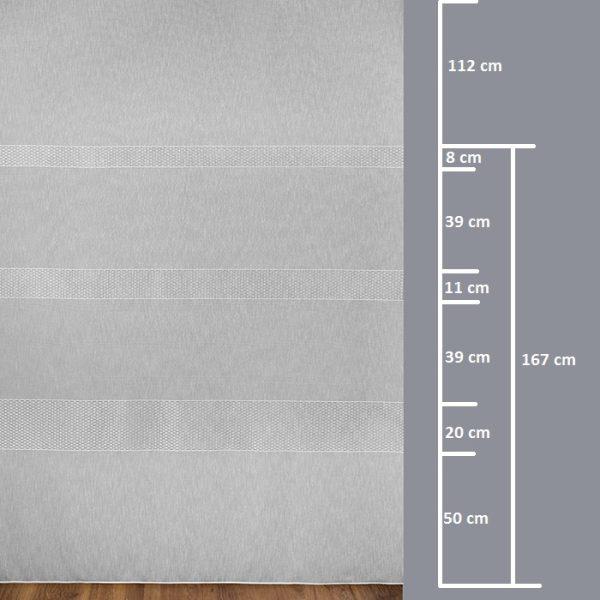 Firana SA 2114 /wymiary wzoru