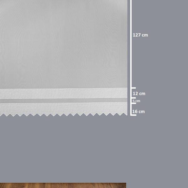 Firana 41760-2L /160 /wymiary wzoru