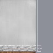 Firana 8740-B1 /280/ wymiary wzoru