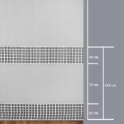 Firana 42123-2L /280/ wymiary wzoru