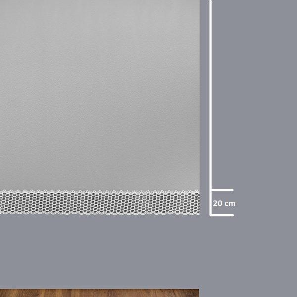 Firana 42305-1L /180/ wymiary wzoru