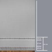 Firana 42305-2L /280/ wymiary wzoru