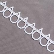 Gipiura 68841 / 5 cm biały