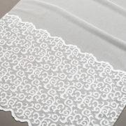 Firana 30545-1L /180 – w kolorze białym