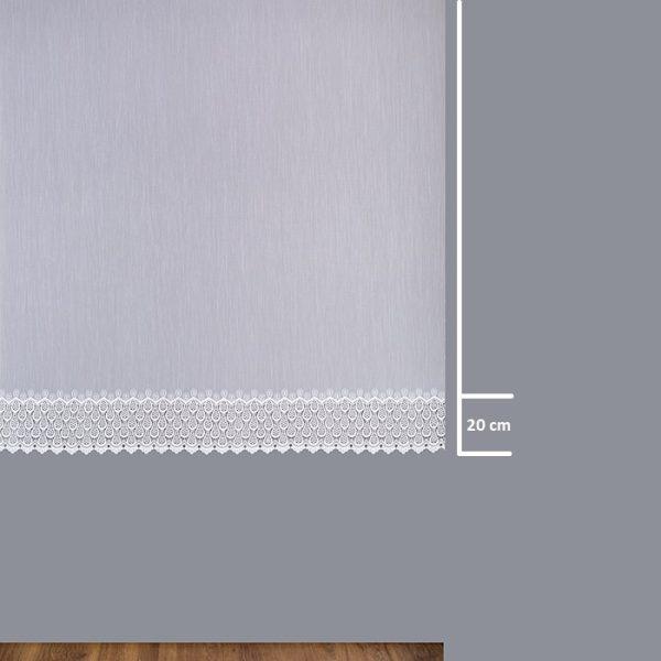 Firana B2 8783-1L /175/ wymiary wzoru