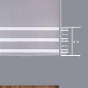 Firana SARUTN P04 /170/ wymiary wzoru