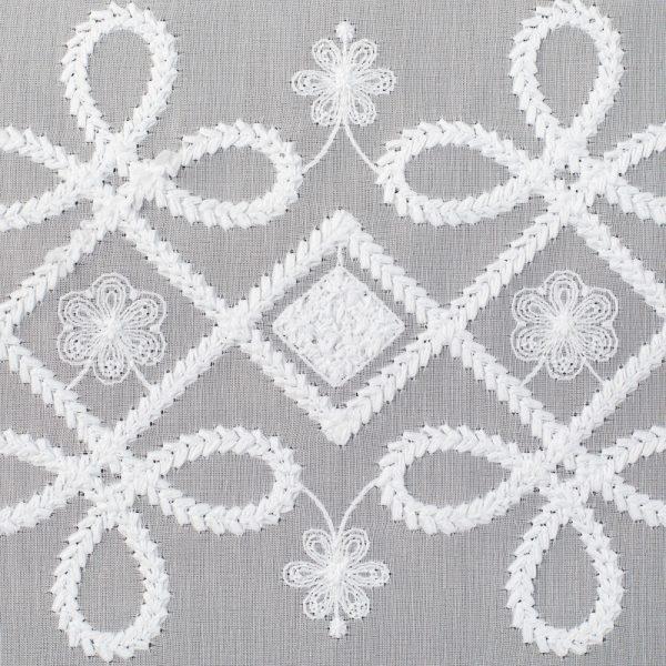 Firana 17931 /wzór haftu