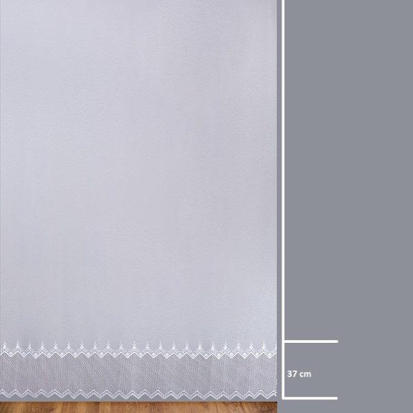 Firana 38790-1L /280/ wymiary wzoru
