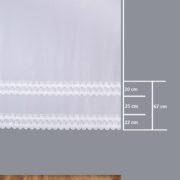 Firana 98184-2L/180/ wymiary wzoru