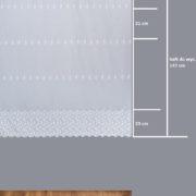 Firana 13647-01 /180/ wymiary wzoru