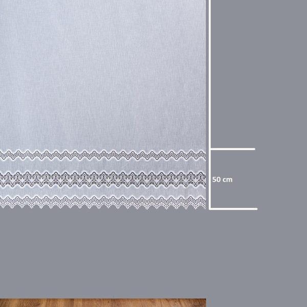 Firana 81331 /180/ wymiary wzoru