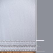 Firana 81331 /280/ wymiary wzoru