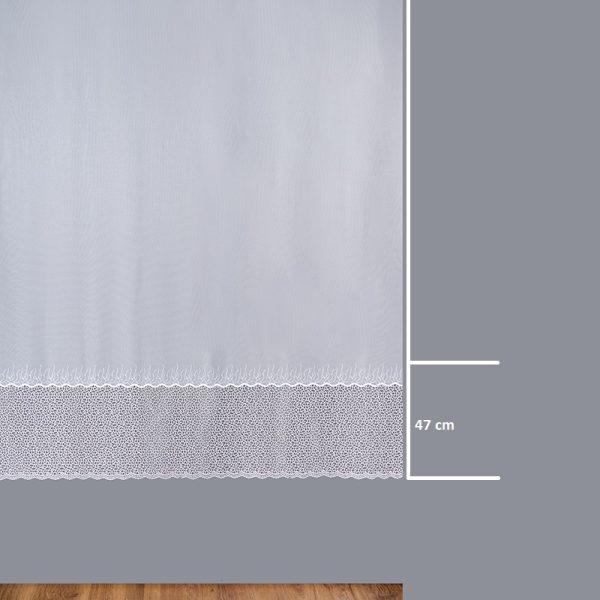 Firana 9359-01 /180/ wymiary wzoru