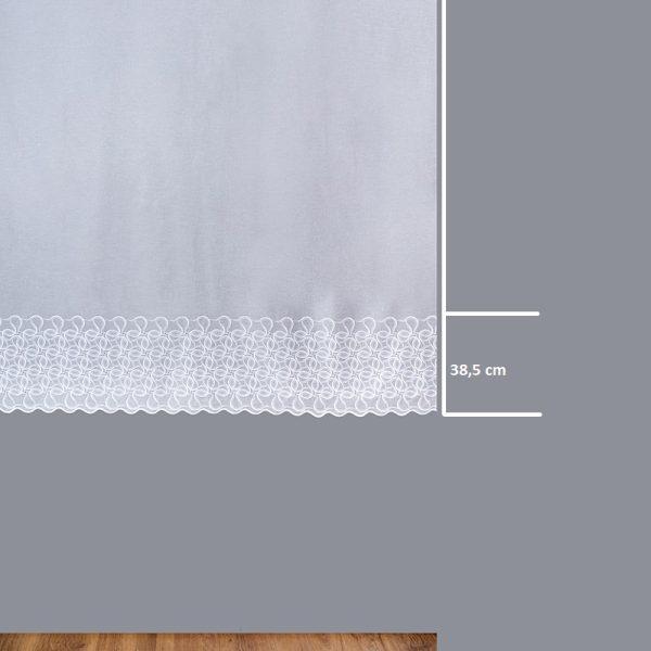 Firana 44023-1L/180/ wymiary wzoru