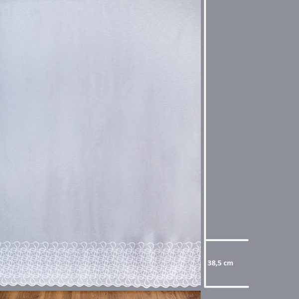 Firana 44023-1L /280/ wymiary wzoru