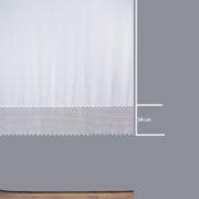 Firana 81226 /180/ wymiary wzoru