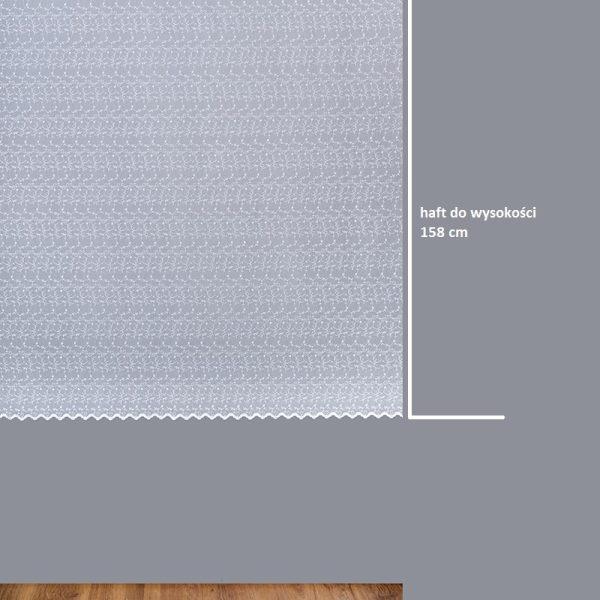 Firana 9353-01 /180/ wymiary wzoru