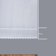 Firana 16693-01 /180/ wymiary wzoru