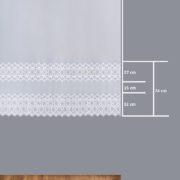 Firana 80998 /180/ wymiary wzoru