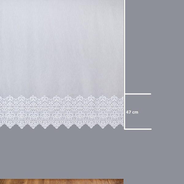 Firana 242459 /180/ wymiary wzoru